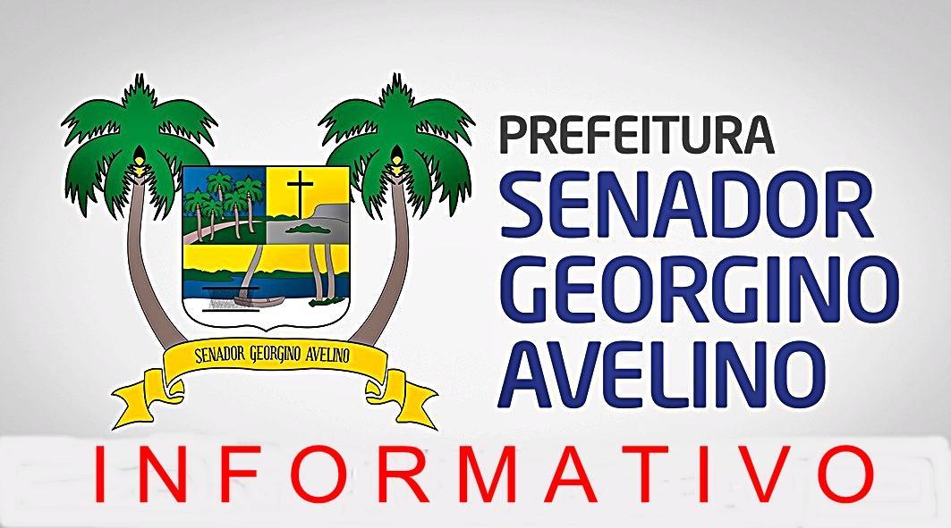 Prefeitura de Georgino Avelino lança Processo Seletivo