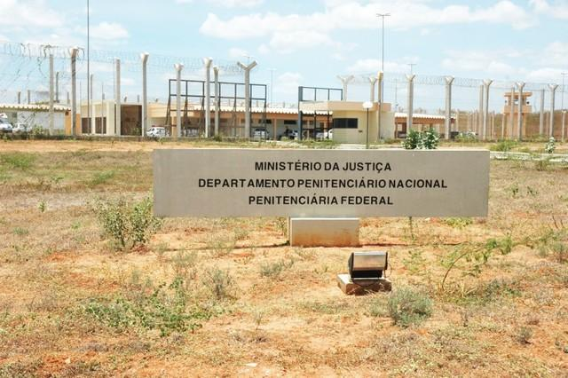 Transferidos para o RN durante ataques no Ceará, 39 presos deixam a Penitenciária Federal de Mossoró