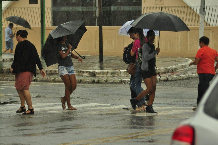 Emparn prevê Semana Santa chuvosa no Rio Grande do Norte