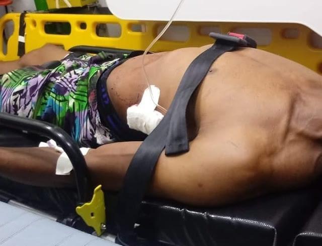 Homem é preso por suspeita de esfaquear vítima em Goianinha, RN