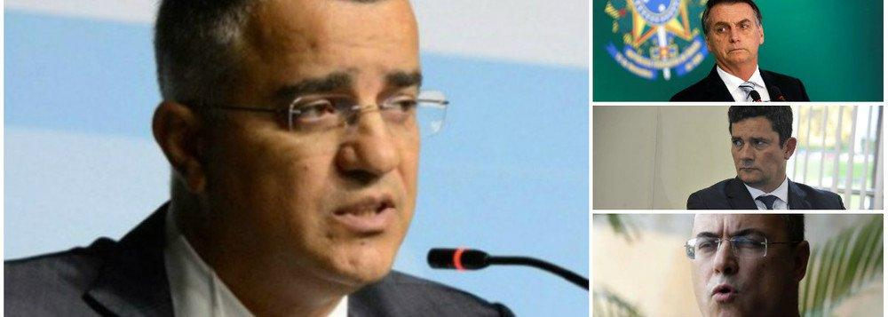 KENNEDY: BOLSONARO, MORO E WITZEL OFERECEM AO BRASIL A PAZ DOS CEMITÉRIOS