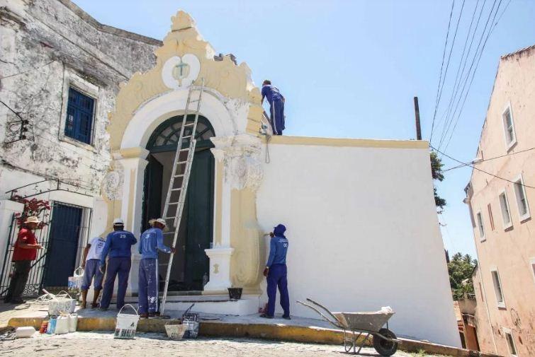 Procissão dos Passos do Sitio Histórico acontece quinta e sexta