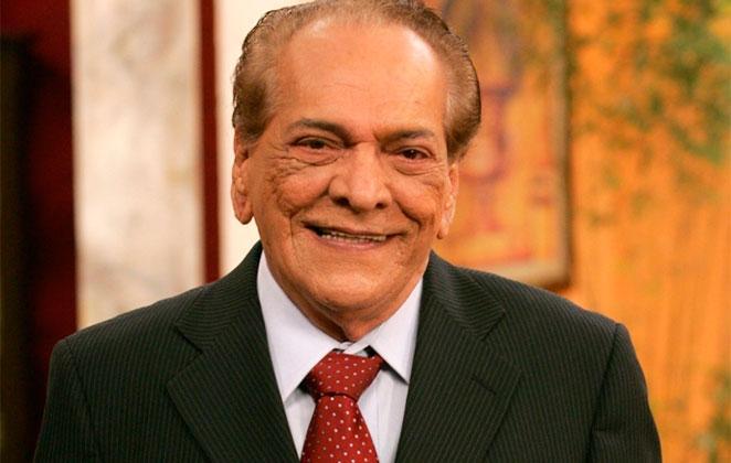 Morre o ator e comediante Lúcio Mauro aos 92 anos