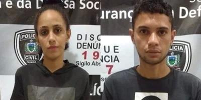 Casal confessa ter matado idosa e ateado fogo em casa após roubar R$ 20 na Paraíba