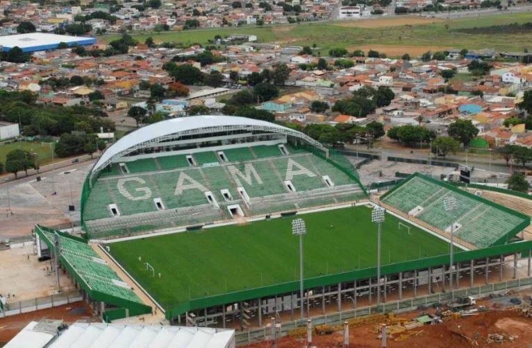 Estádio Bezerrão, no DF, receberá abertura e final do Mundial Sub-17