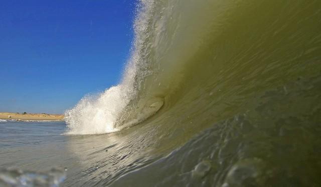 Marinha alerta para ventos fortes e ondas de até 3 metros entre o RN e o RJ