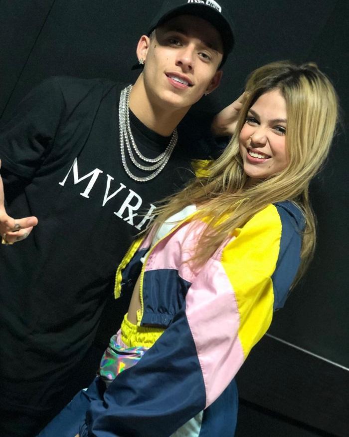 Pai de Melody nega namoro da filha com MC Pedrinho: