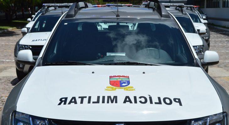PM faz perseguição a 170 km/h e recupera carros roubados na Grande Natal