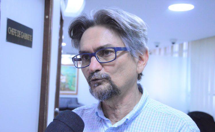"""Ajuda federal para a Saúde do RN foi """"pequeno alívio"""", diz Cipriano Maia"""