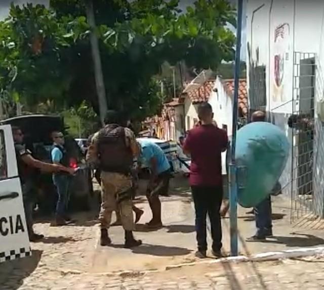 Bandido morre e outros 7 são presos em operação no interior do RN; aulas são suspensas por 'segurança'