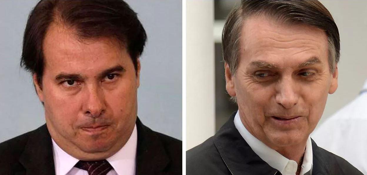'Bolsonaro é produto de nossos erros, e a pergunta é: onde erramos?', diz Rodrigo Maia