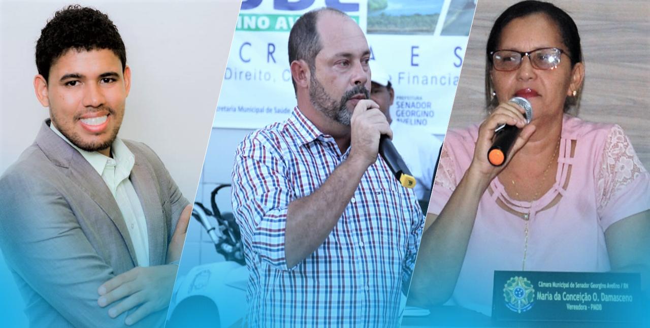 CENÁRIO MUDA NA 2ª PARCIAL DO PARLAMENTAR MAIS ATUANTE EM GEORGINO AVELINO; CONFIRA
