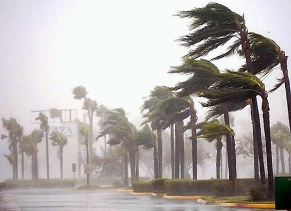 Fim de semana reserva alerta de ventos de até 60 km/h em todo o litoral do RN
