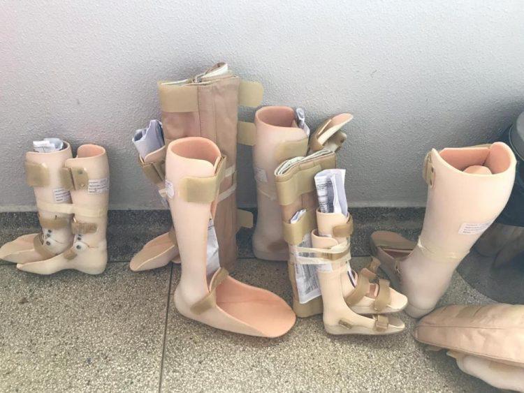 Fornecimento de órteses e próteses será retomado pela Saúde