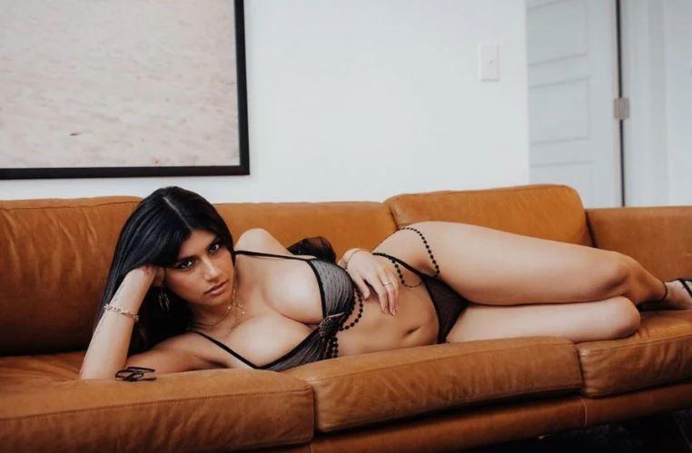 Mia Khalifa conta que ganhou apenas R$ 47 mil como atriz pornô