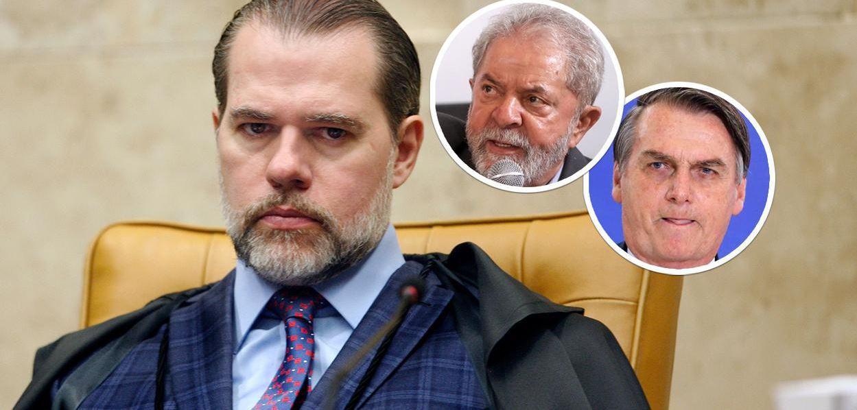Toffoli revela que fez acordo para manter Lula preso e impedir queda de Bolsonaro