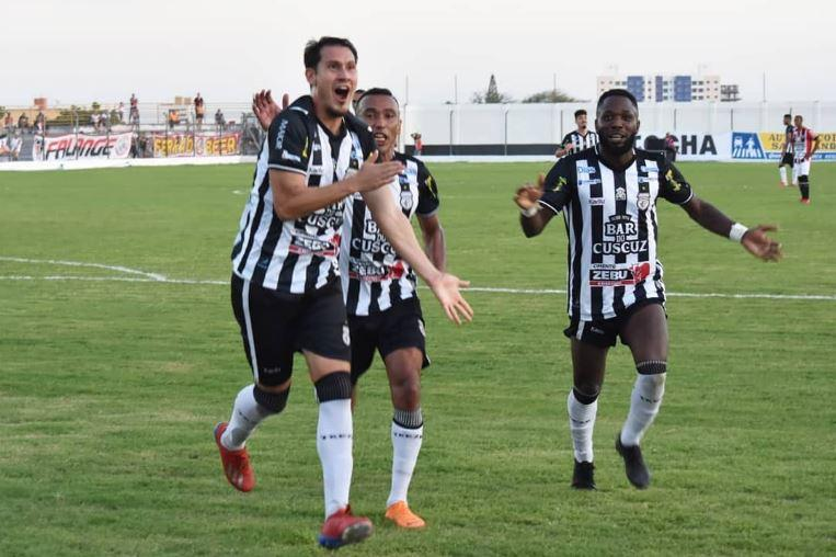 Treze e Botafogo-PB vencem na rodada do Grupo A da Série C