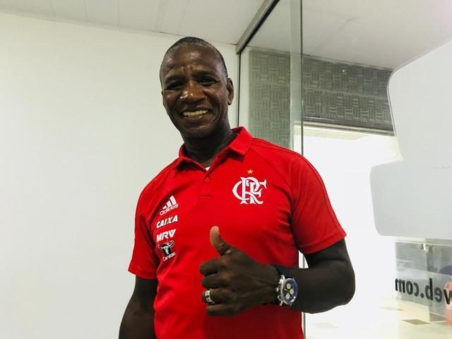 Com presença de Adílio, clube na Grande Natal sedia Copa Fla Nordeste de escolinhas