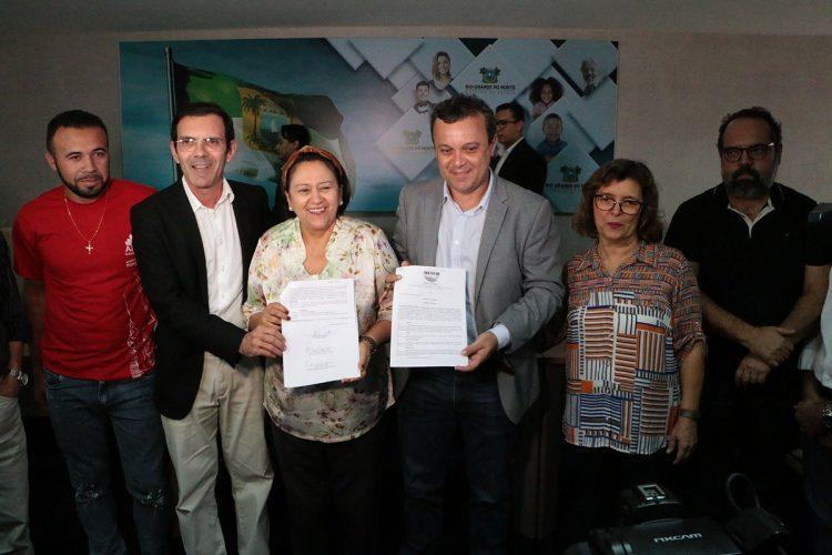 Governo do RN lança editais para reordenamento do Programa do Leite