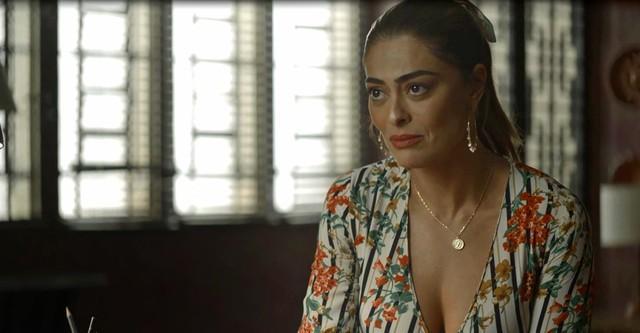 Oferta de Fabiana deixa Maria da Paz arrasada