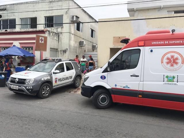 Três morrem e um fica ferido em confronto com a PM na Grande Natal