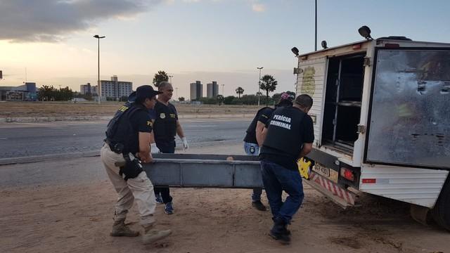 Motorista mata pedestre atropelado e foge em Mossoró