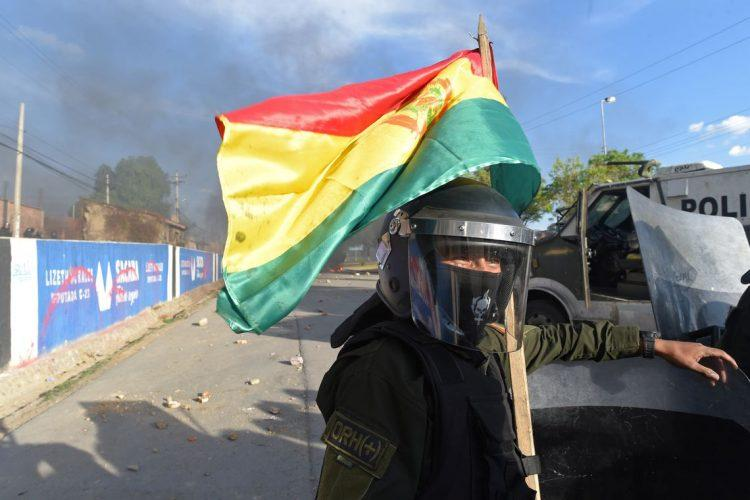 Número de mortos chega a oito em protestos pró-Morales na Bolívia