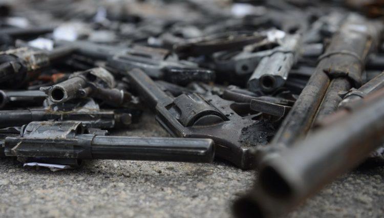 PM apreende média de 3 armas de fogo por dia no Rio Grande do Norte