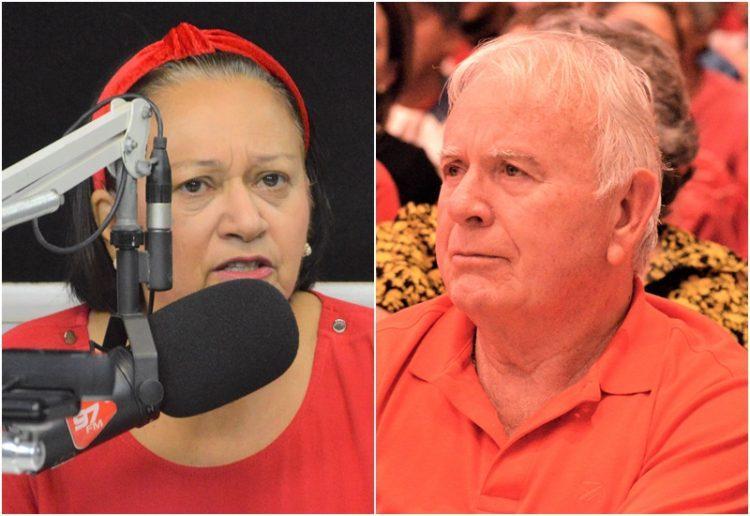 """Fátima comenta eleição de Parnamirim e cita Maurício Marques: """"Muito respeito e carinho"""""""