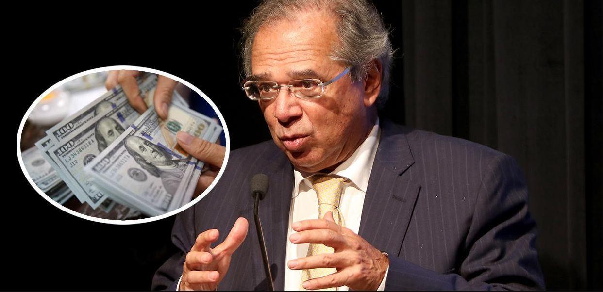 Bilionário, Paulo Guedes recebe mordomias de R$ 8,2 mil para morar e comer