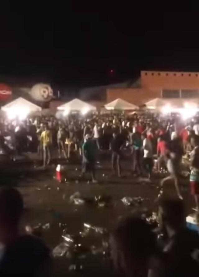 Homem é morto a tiros após tumulto em festa no interior do RN