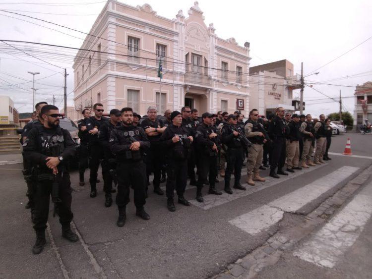 Seap realiza operação que fiscaliza detentos com tornozeleira eletrônica em cinco municípios do RN
