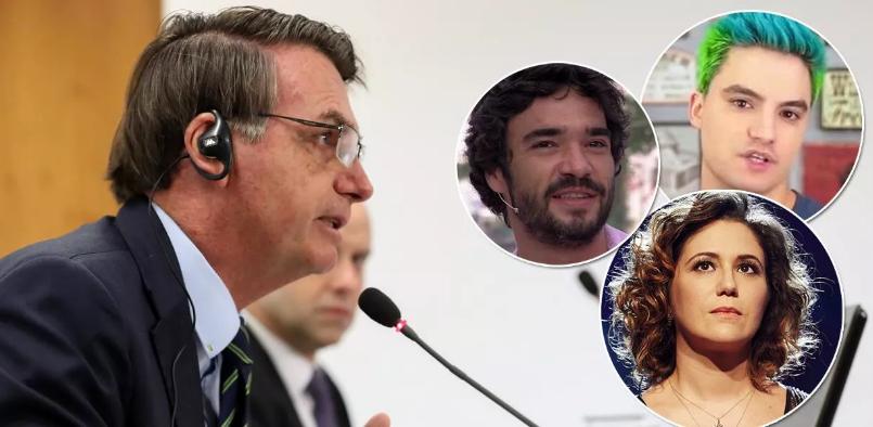 Mais de 200 figuras públicas endossam pedido de impeachment de Bolsonaro