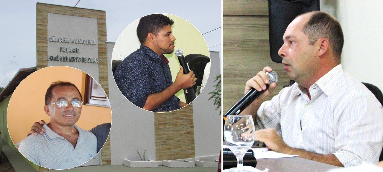 APÓS VEREADOR JORGE MOTTA DESCARTAR POSSIBILIDADE DE DISPUTAR COMO VICE – PREFEITO; REVIRAVOLTA ACONTECE NA POLÍTICA MUNICIPAL DE GEORGINO AVELINO
