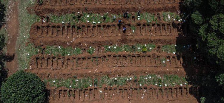 América Latina é novo epicentro da Covid-19 e Brasil preocupa mais, diz OMS
