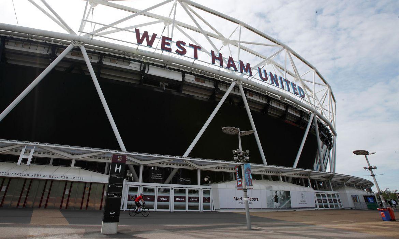 Premiere League: West Ham pode ter torcida no estádio via aplicativo