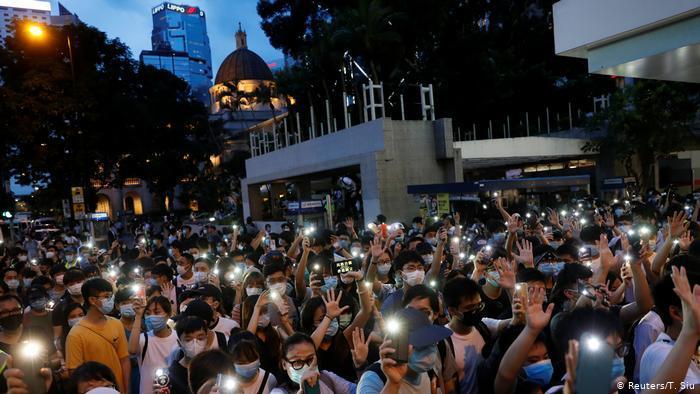 China aprova lei de segurança nacional para Hong Kong