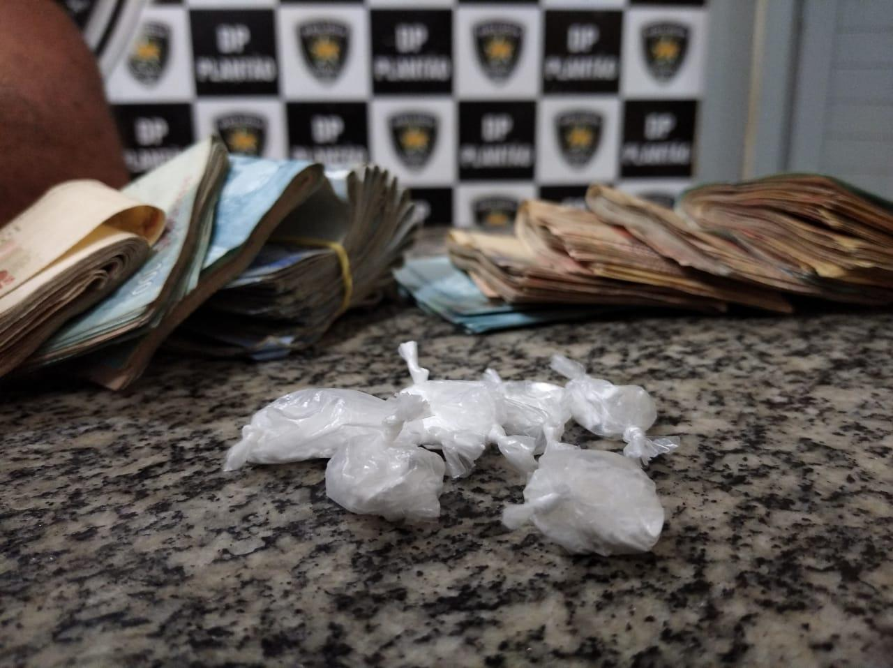 Comerciante é preso por tráfico de drogas no interior do RN