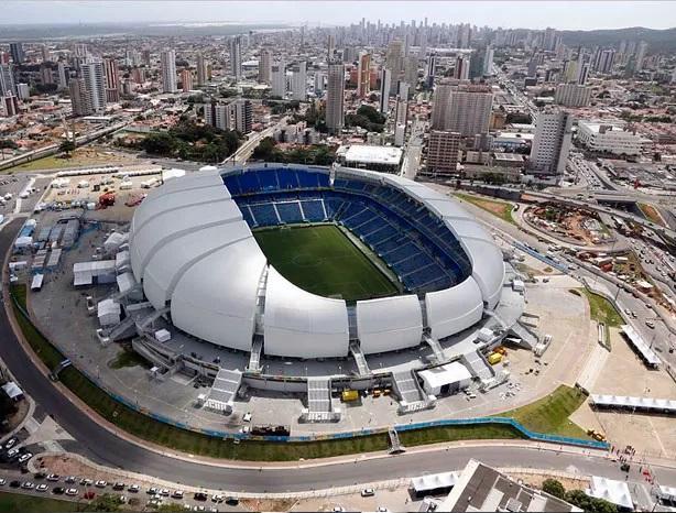 MP abre inquérito para apurar contrato entre Arena das Dunas e Governo do RN