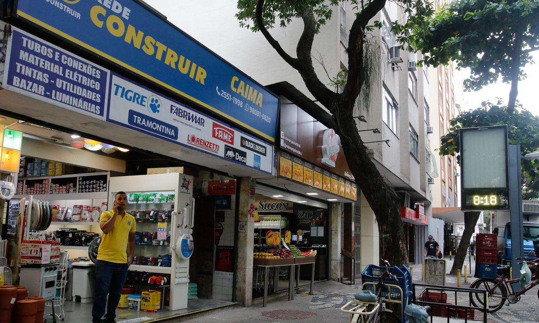 Rio de Janeiro começa reabertura gradual das atividades
