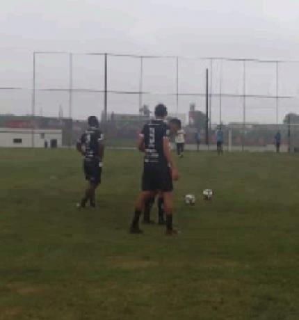 ABC treina em Salvador (BA) antes de volta da Copa do NE