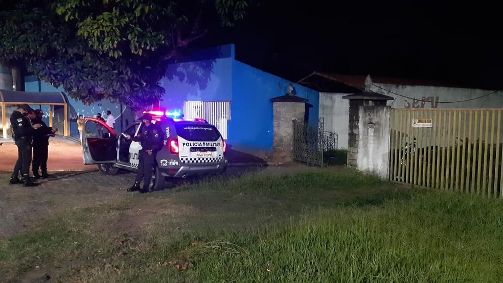 Homem é morto a tiros na saída do trabalho em São Gonçalo do Amarante