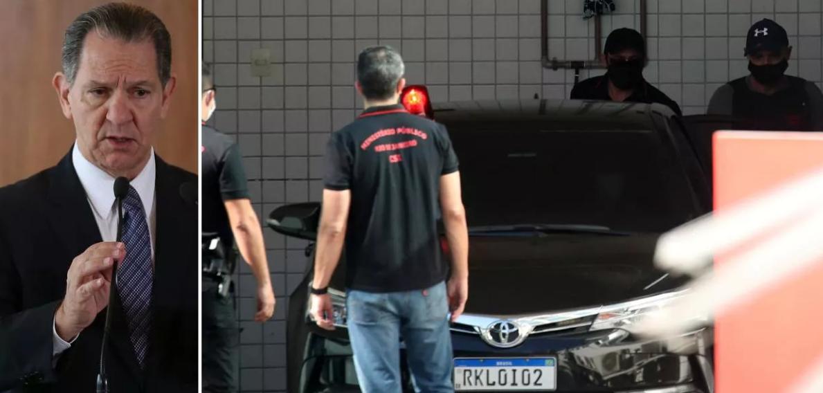 Ministros do STJ já estudam retomar prisão de Queiroz e Márcia Aguiar em agosto