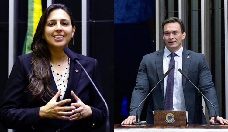 Natália e Styvenson são os mais produtivos do RN na Câmara e no Senado