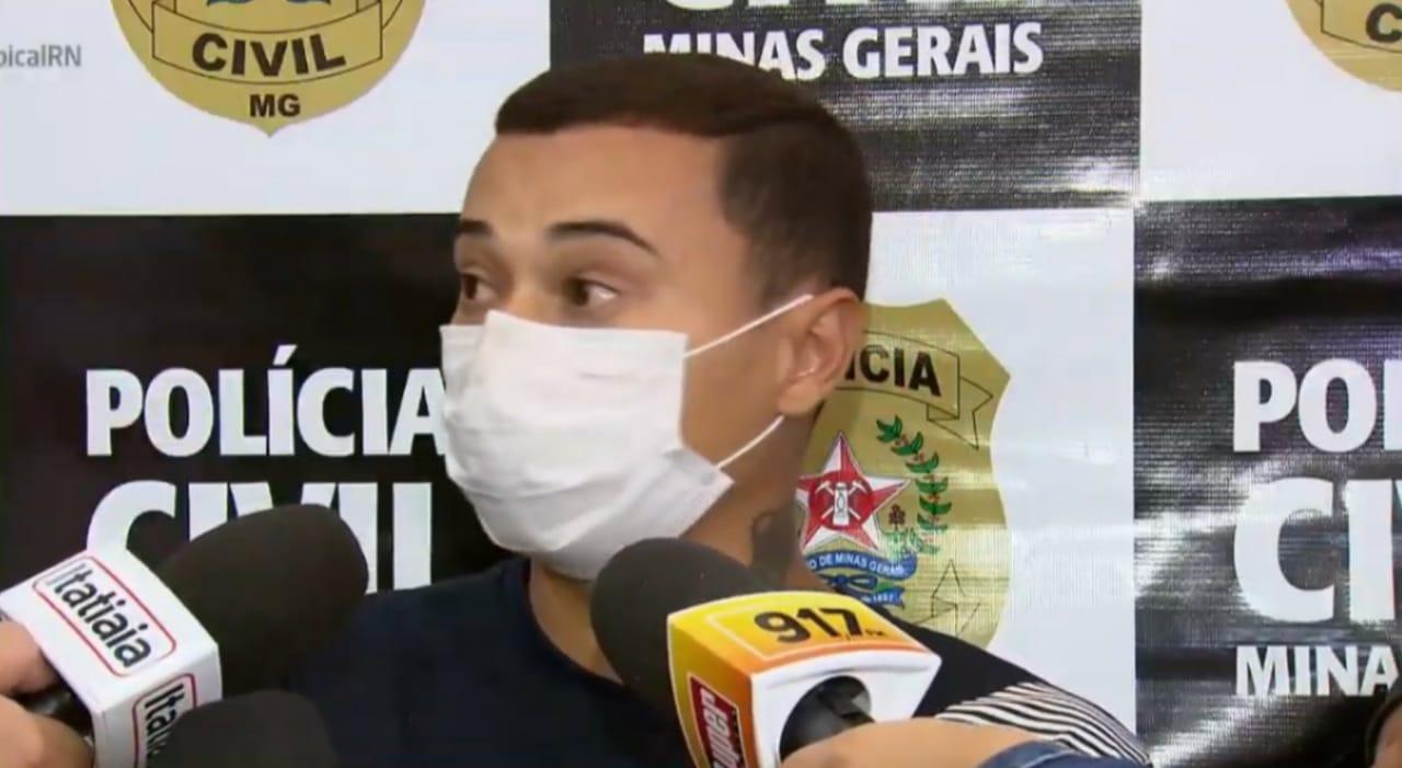 Polícia Civil do RN negocia transferência do suspeito de matar o professor Eliezel