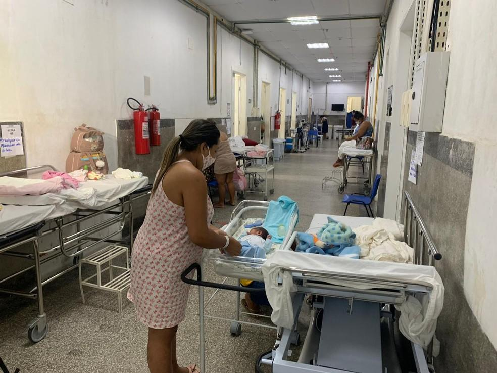 Superlotada, Maternidade Januário Cicco interrompe atendimentos em Natal