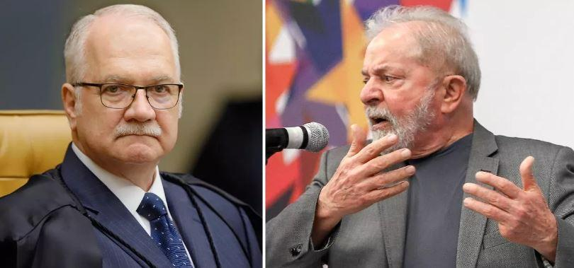 Fachin determina que Lava Jato se manifeste em 48 horas sobre pedido de Lula