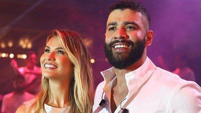 GUSTTAVO LIMA TENTA CONVENCER ANDRESSA SUITA DE QUE NÃO A TRAIU E PENSA EM RECONCILIAÇÃO