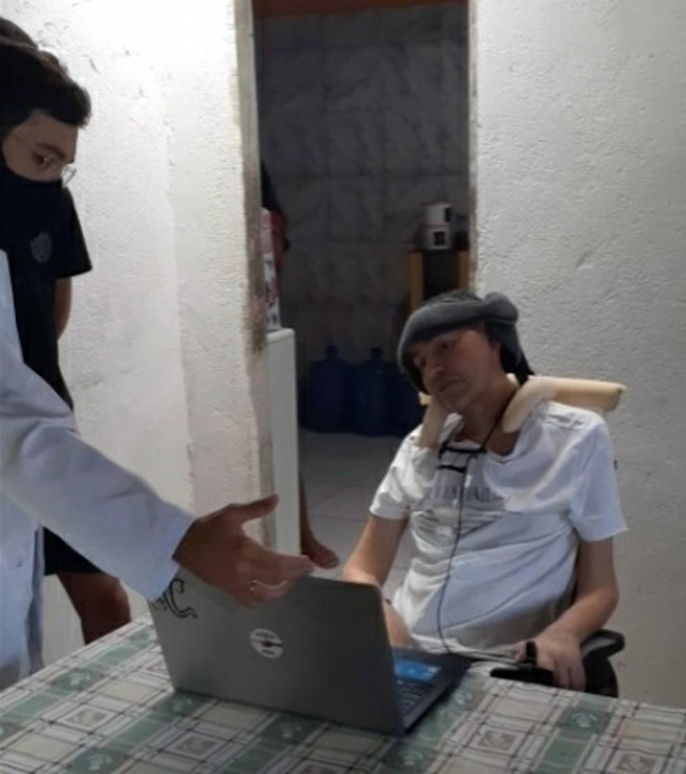 Pesquisadores da UFRN desenvolvem sistema gratuito para melhorar comunicação de pacientes com ELA