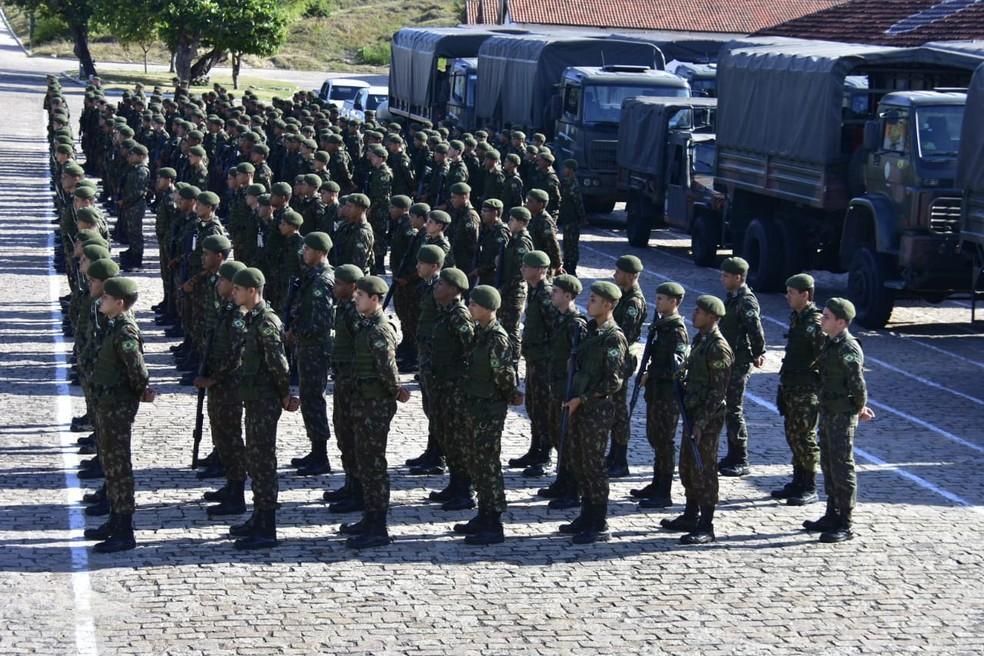 TSE aprova envio de tropas federais para reforçar segurança das eleições em 113 localidades do RN; veja lista de cidades